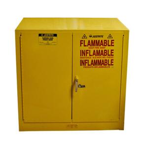 Attirant #1766 JustRite 25330 Flammable Liquid Storage Cabinet